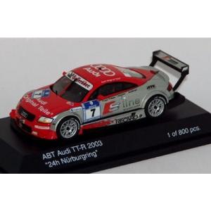 Audi TT-R 24h Nürburgring Nr.7 C.Abt/F.B