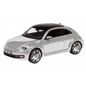 VW  Beetle silber 2012