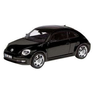 Vw Beetle schwarz 2012