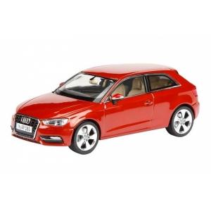 Audi A3 rot met 3-türig 2010