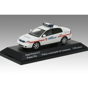 Opel Vectra C Police Lausanne
