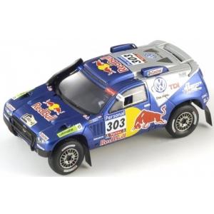 VW Touareg Nr.303 Rallye Dakar 2010