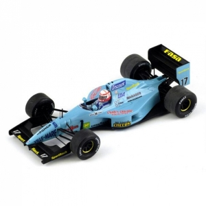 March Leyton House CG911 J.P.Belmondo 1992