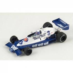 Tyrrell 008 Nr.3 D.Pironi 1978