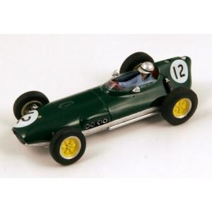 Lotus 16 Nr.12 I.Ireland 1959