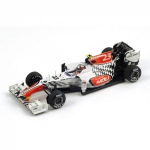 HRT F111 Nr. 23 V.Liuzzi 2011