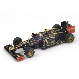 Lotus Renault E20 R.Grosjean 2012