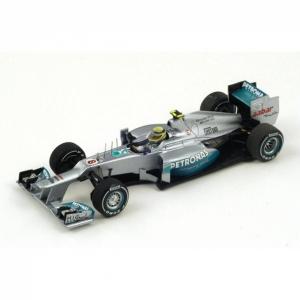 Mercedes AMG W03 Nr.8 N.Rosberg 2012