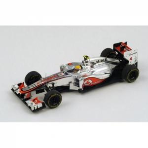 McLaren Mercedes MP4/27 L.Hamilton 2012