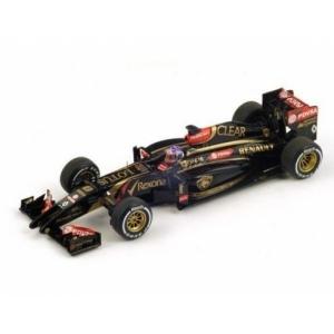 Lotus Renault E22 R.Grosjean 2014