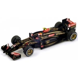 Lotus Renault E22 P.Maldonado 2014