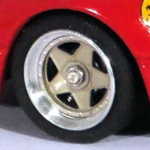 """Felgen Speedline 17 """" Ferrari 288 GTO"""