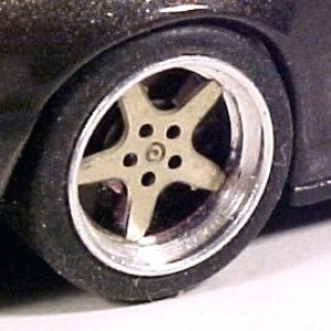 Felgen Racing Dynamics mit Scheibenbrems