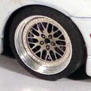 """Felge BBS Racing 19"""""""