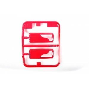 Teilesatz BB Rücklichter MAN rot