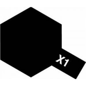 Farbe Schwarz X-1