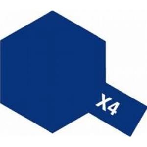 Farbe Blau X-4