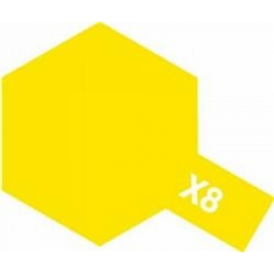 Farbe Gelb X-8