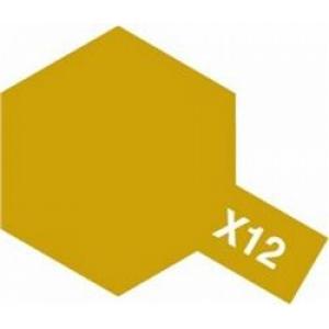Farbe Gold X-12