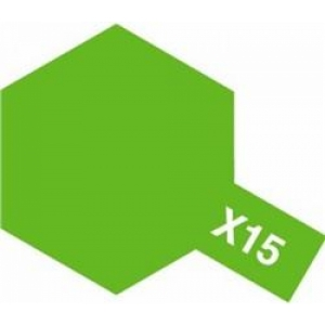 Farbe hellgrün X-15