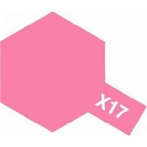 Farbe rosa X-17