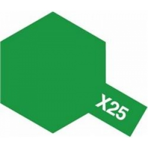 Farbe Grün X-25