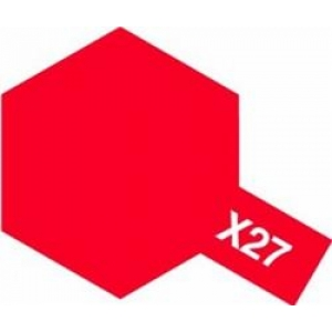 Farbe Rot X-27