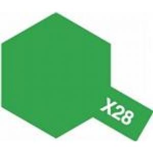 Farbe Grün X-28