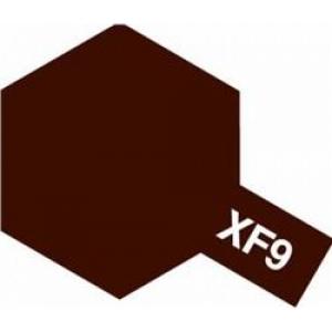 Farbe rotbraun XF-9
