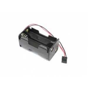Batteriehalter für 4 stk. AA JR