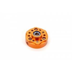 Kupplungsglocke Alu orange
