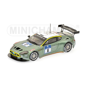 Aston Martin DBRS9 Nr.6 24h Nürburgring 2008
