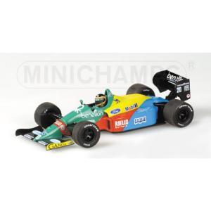 Benetton Ford B188 T.Boutsen 1988
