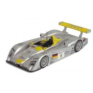Audi R8 Nr.9 Le Mans 2000