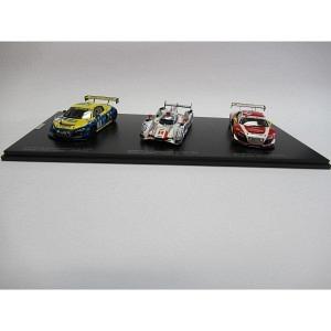 Audi Le Mans, Spa, Nürburgring Siegerse