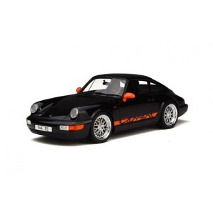 Porsche 911 Carrera RS schwarz/orange