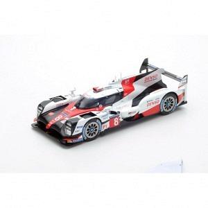 Toyota TS050 Nr.8 Le Mans 2017