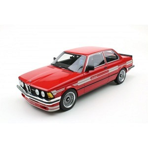 BMW 323i Alpina rot
