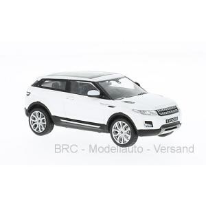 Range Rover Evoque Coupé weiss