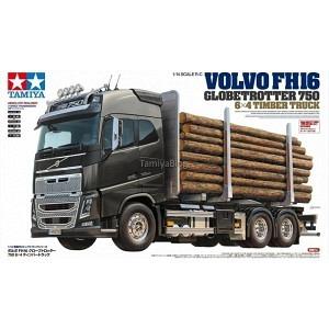 Volvo FH16 Globetrotter 750 6x4 Rungen