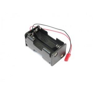 Batteriehalter 4 stk. AA Zellen