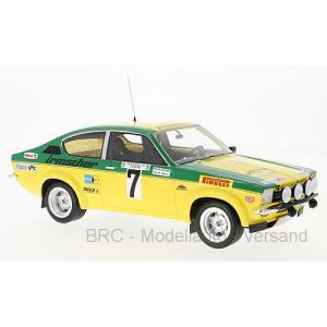 Opel Kadett C GT/E Nr.7 Rallye Hessen 1976