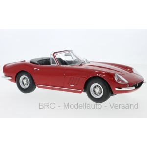 Ferrari 275 GTCB/4 Nart Spyder rot 1967