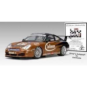 Porsche 911 GT3 RS Asien Cup 2004