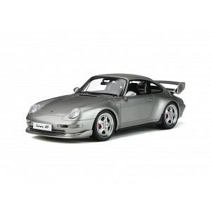 Porsche 911 Carrera RS3.8 silber