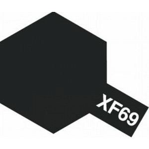 Farbe Nato Schwarz matt XF-69
