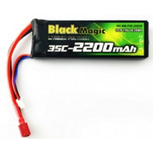 Lipo 7.4 V 2200 mAh 35C
