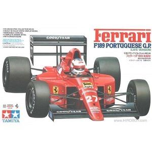 Ferrari F189 späte Version