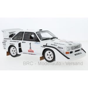 Audi Sport Quattro Nr.1 Olympus Rallye 1986