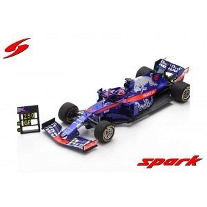 Red Bull Torro Rosso STR14 Nr.26 D.Kvyat 2019